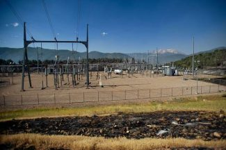 Power outage in Aspen, upvalley possible because of Lake Christine Fire