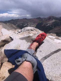 Experienced climber learns lesson on Snowmass Mountain, airlifted out after serious leg injury