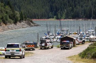 Two men drown at Ruedi Reservoir after accident Saturday afternoon