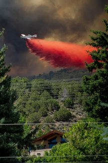 Colorado's 2018 wildfire season one of worst on record: 431k acres burned, 450 homes affected