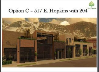 Aspen officials leaning toward letting voters decide future of municipal building