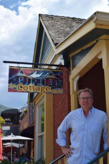 Aspen restaurateur Rob Ittner puts Rustique, Cooking School, Cottage up for sale