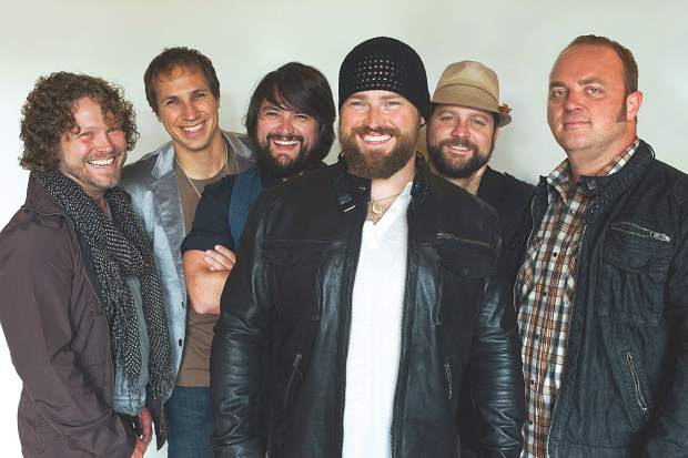 Zac Brown Band will take the stage in Snowmass TOwn Park at 7:30 p.m. on Sunday, following opening performances by The Record Company and Gary Clark Jr.