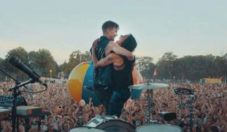 After an injury, a year off the road and a new album, Matt and Kim play Aspen