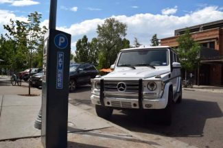 Confusion drives some motorists over Aspen's summer pricing structure