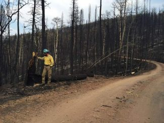 New team takes over Lake Christine Fire, firefighting cost estimate at $16.8 million
