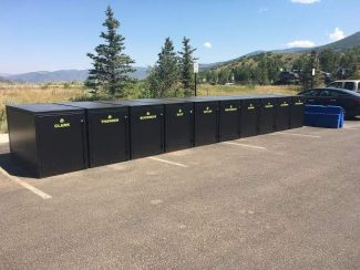 Aspen's $20,000 bike lockers gain no traction with commuters