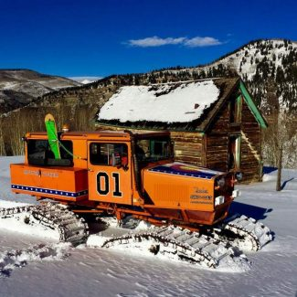 Man who stole General Lee Sno-Cat from Minturn ordered to pay $28K for repairs