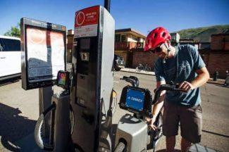 Aspen's bike-sharing program takes off in first free year; 50,000 rides this season
