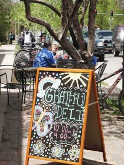 Aspen officials hold off on sandwich board regulations
