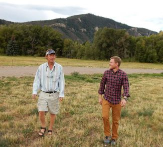 Pitkin County open space buying 10 acres of land from God's country in Emma