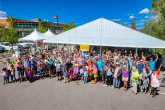 Community celebrates Aspen Valley Hospital