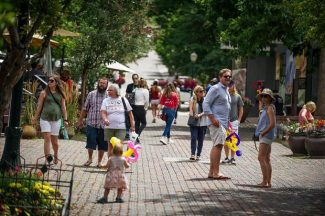 Aspen's pedestrian mall gets recognition for being a 'great public space'