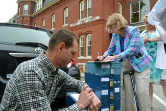 New kind of voting faces Election Day test in Maine