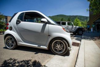 Aspen allows hybrid vehicles to continue to get break on paid parking