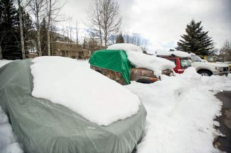 Aspen officials may walk back parking restrictions in popular neighborhood