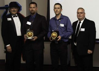 Aspen air traffic controllers honored for performance during Lake Christine Fire