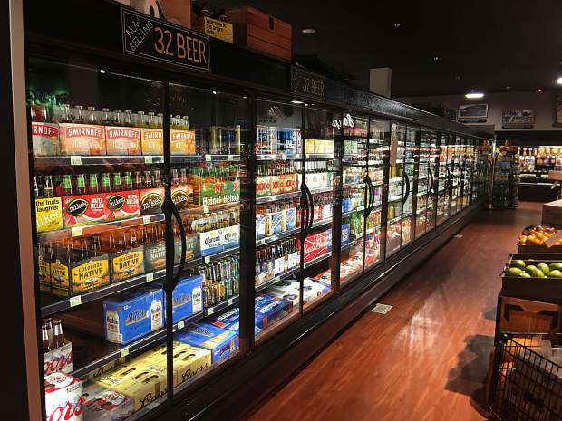 614dd40237 Clark's Market recently was named as a defendant in a lawsuit by its  neighbor Aspen Wine & Spirits, which is asking a judge to vacate a local  board's ...