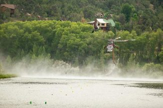 Firefighting costs for Lake Christine, others in White River forest topped $40M