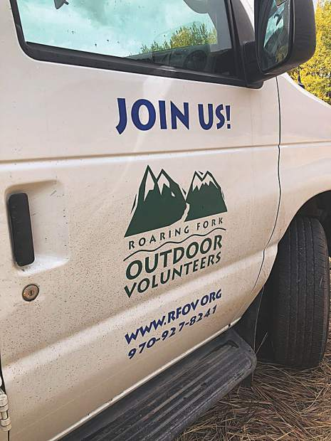 Spend a day with Roaring Fork Outdoor Volunteers and help protect our public lands.