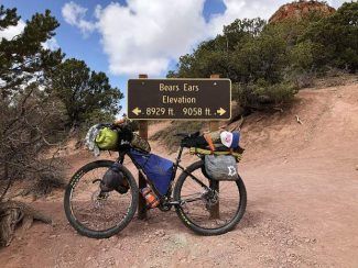 Carbondale's Jones pedals to build awareness of national monument plans