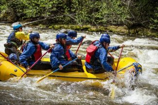 Lawsuit from 2016 Aspen rafting death settled; details not released