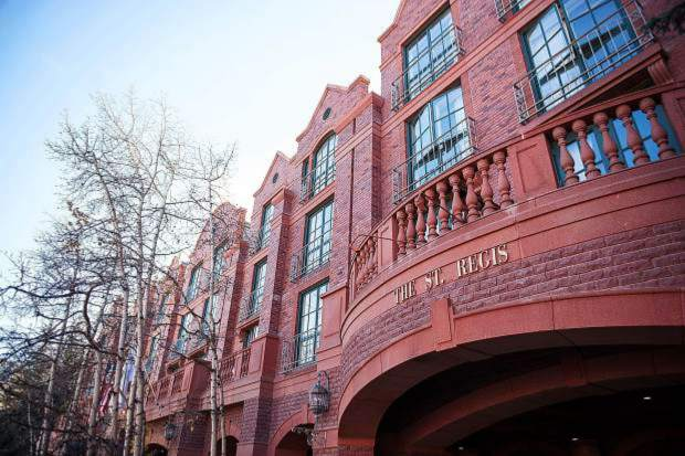 5th Circuit Upholds Feds 33 Million >> In 18 Million Deal Nearly One Fifth Of St Regis Aspen Sells