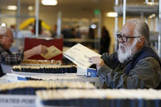 Unaffiliated voters casting ballots in record numbers in Colorado election
