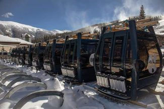 Gondola cabin crashes during testing at Copper Mountain