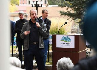 A one-on-one with Governor-elect Jared Polis