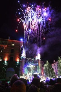 Glenwood Springs, Hotel Colorado usher in the holidays with Festival of Lights