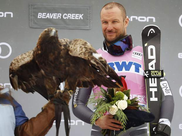 Switzerland S Beat Feuz Finally Wins The Downhill At Birds Of Prey In Beaver Creek Aspentimes Com