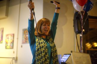 Julie McCluskie declares victory in House District 61 race to replace Hamner
