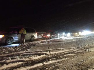 Vail Valley's first blast of winter results in multiple accidents, road closures