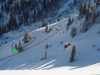 Aspen Mtn Powder Tours staffer survives complete burial by avalanche