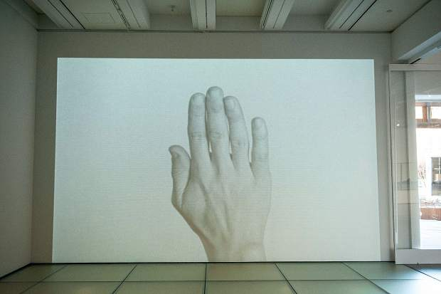 A still from Yvonne Rainer's,