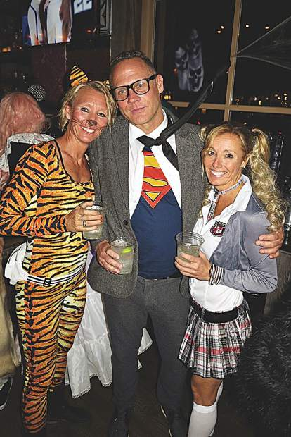 A kitty cat, Clark Kent and Britney Spears.