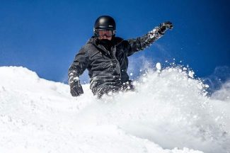 On the mountain: Lusting after Old Man Winter as the season approaches