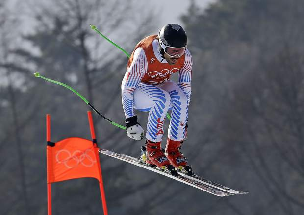 Winter Olympics Having To Relearn All >> Aspen Skier 2018 Olympian Wiley Maple Healthy Ready For World Cup