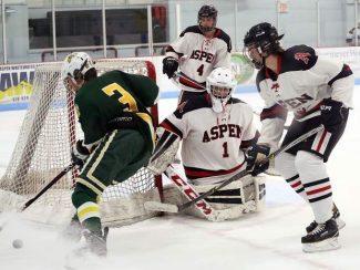 CO H.S.: After Losing Lead, Aspen Hockey Beats Summit Via Morrison's Shorthanded Goal