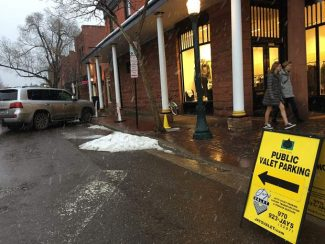 Daily valet service coming to downtown Aspen