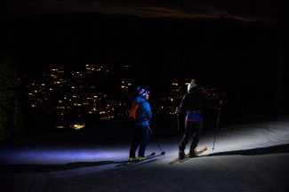 Full moon fever returns to Aspen with uphill event Saturday evening
