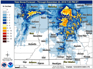 Series of snowstorms expected into next week in Aspen, Snowmass area