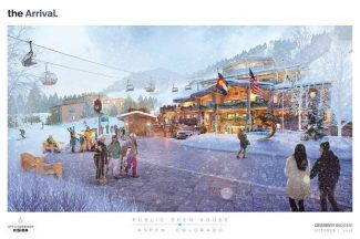Public shows support for redevelopment of Aspen Mountain