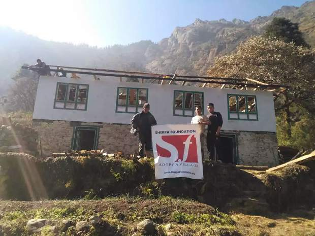 Vail Valley's Sherpa Foundation leading Everest expedition, building more houses in Nepal