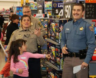 Vail Valley's Shop With a Cop pairs first responders with kids for Christmas shopping