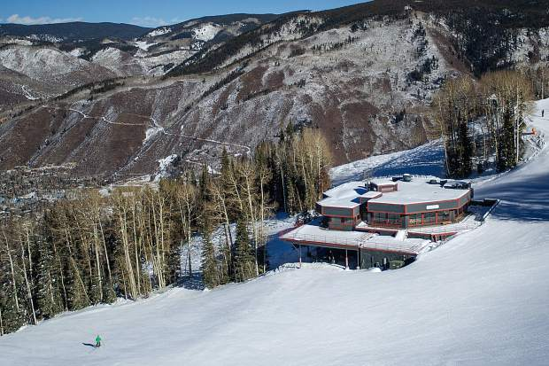 Ruthie's Restaurant has been out of commission for about 10 seasons. Skico plans on remodeling or replacing it once Lift 1A is replaced and the west side of the mountain is revitalized.