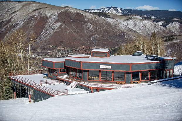 Among the ideas in Aspen Skiing Co.'s approved 10-year plan is an effort to renovate Ruthie's Restaurant and allow for food service during the day.