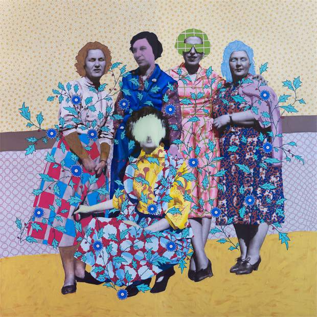 'The Jealous Curator' opens group show at Skye Gallery in Aspen