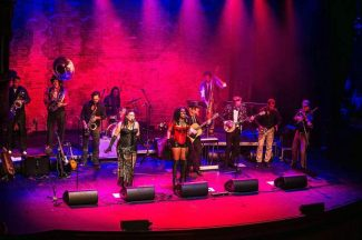 Vaud and the Villains promise a New Year's Eve spectacle (Podcast)